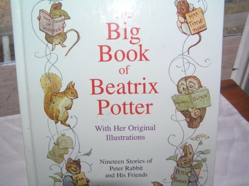 The-Big-Book-Of-Beatrix-Potter-19-Stories-by-Beatrix-Potter-Hardcover-1997
