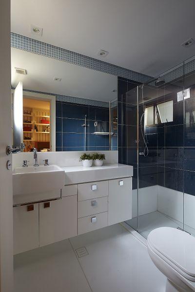 Banheiro masculino  Banheiros  Pinterest  Banheiro masculino -> Banheiro Pequeno Masculino
