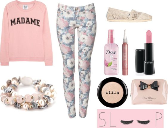 """Madame sleep"" by anaza ❤ liked on Polyvore"