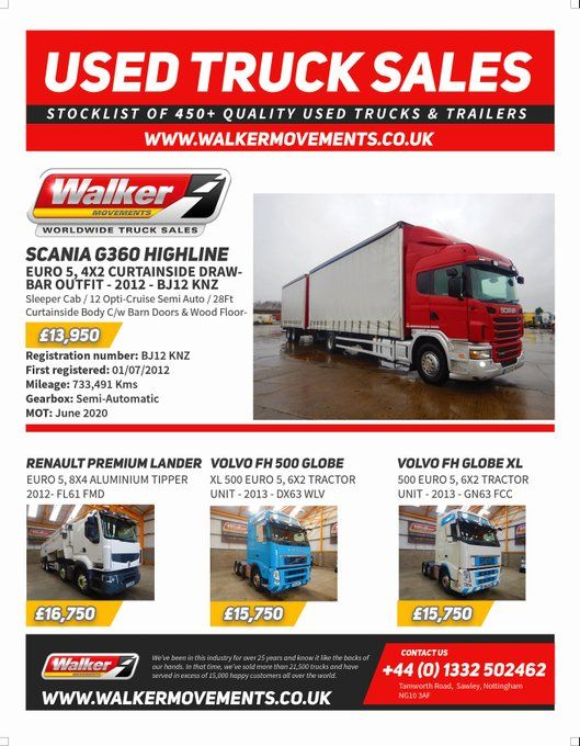 6 Commercial Vehicles From Uk Vehiclesfromuk Twitter Commercial Vehicle Used Trucks Automobile Marketing