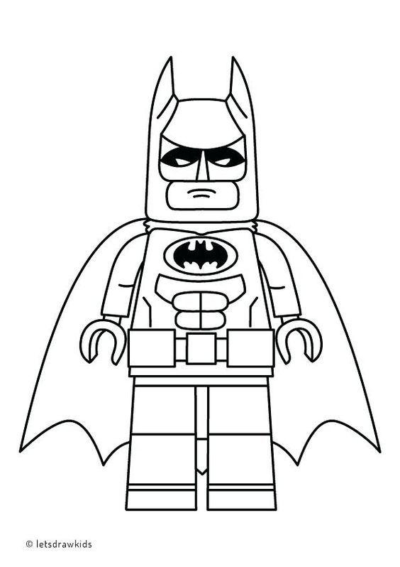 Desenho Do Batmam E Robin Para Colorir Em 2020 Desenhos Para