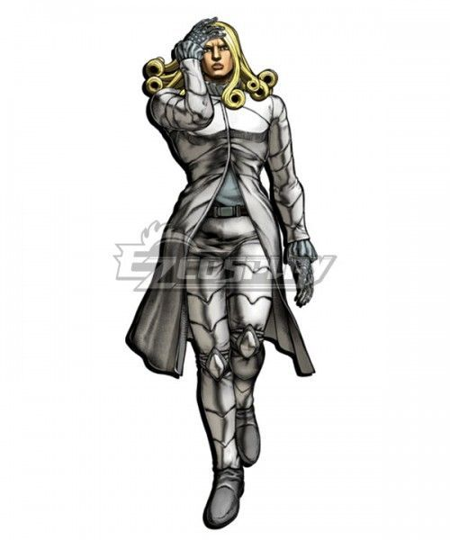 Details about  /JoJo/'s Bizarre Adventure Funny Valentine Halloween Outfit Cosplay Costume