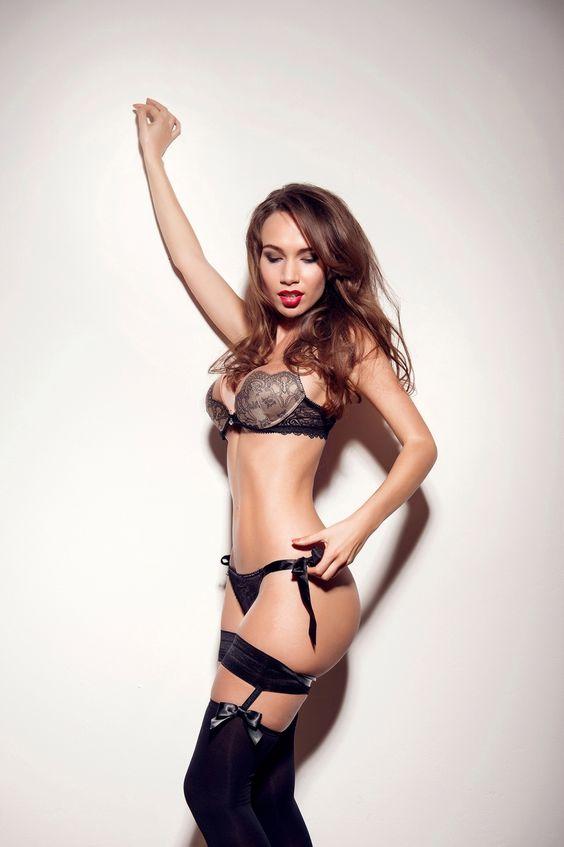 Model Lina Z. | Lingerie model | Modelagentur the-models