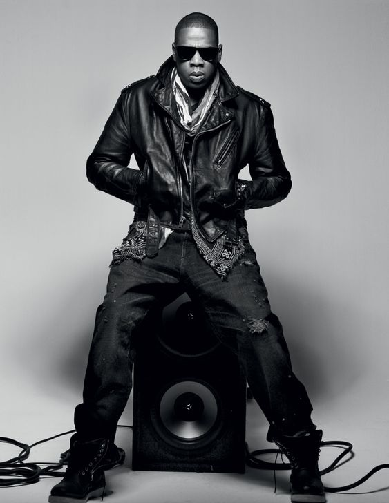 Jay-Z Welcome to the revolution, join the Hip Hop Fusion!