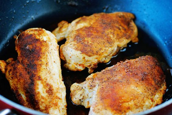 The perfect chicken recipe. This is legit the only way I cook chicken now. For any recipe.