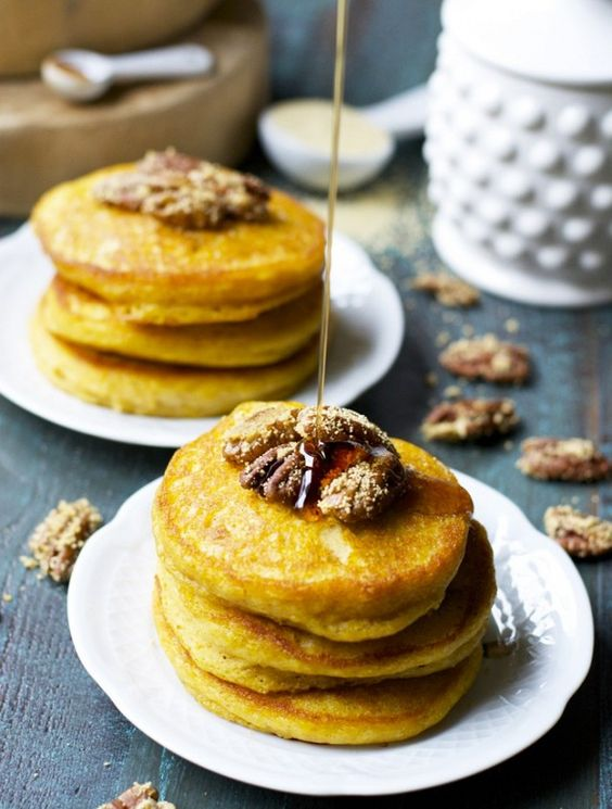 ... pumpkin spice pancakes roasted pecans pancakes pumpkin spice pecans