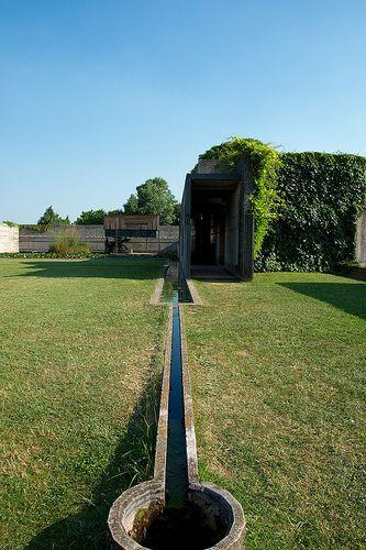 Tomba brion cemetery san vito d 39 altivole italy 1969 78 carlo scarpa carlo scarpa - Brion design ...
