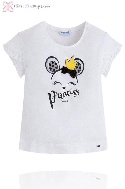 Disney Belle Love T-Shirt Bambina