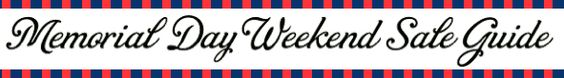 Ashley In DC: Memorial Day Weekend Coupon Codes
