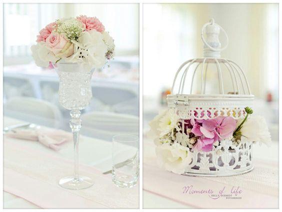 Hochzeitsdeko hochzeitsgesteck blumen pinterest for Pinterest hochzeitsdeko