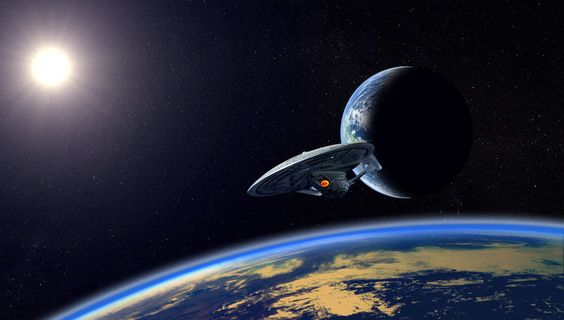 Enterprise E dual planets by Robby-Robert on deviantART