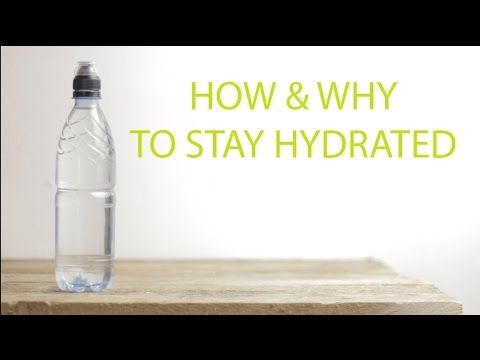 How & Why To Stay Hydrated - Simple Trick to Never Forget to Drink Water - YouTube Rubber band trick