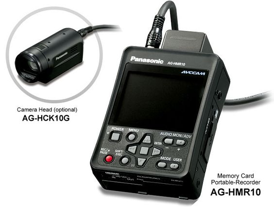 AG-HMR10 | AVCCAM series | Broadcast and Professional AV