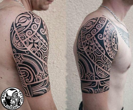 maori tattoos maori and studio art on pinterest. Black Bedroom Furniture Sets. Home Design Ideas