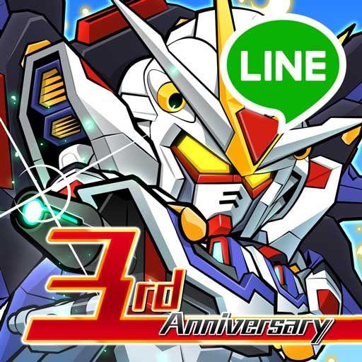 Line Gundam Wars Mod 4 0 1 Apk For Mobile Download Gundam Business Simulation Game War