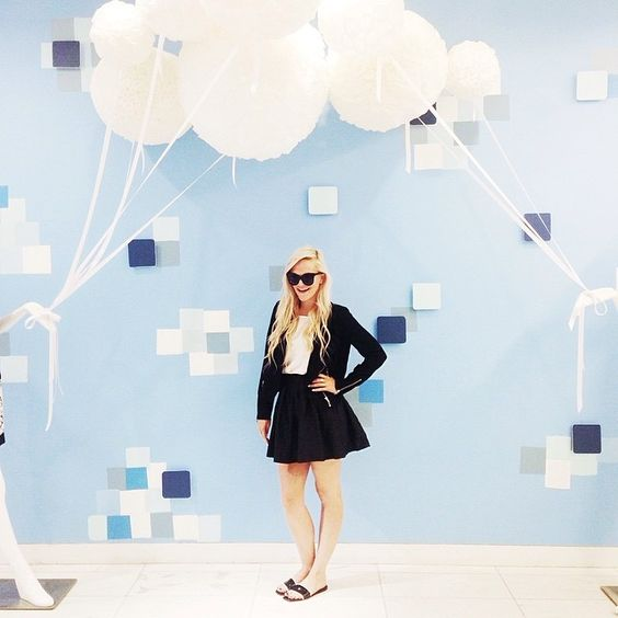"""Feeling blue? No way! 