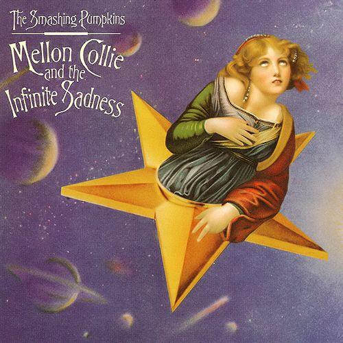 Rock Album Artwork Smashing Pumpkins Mellon Collie And