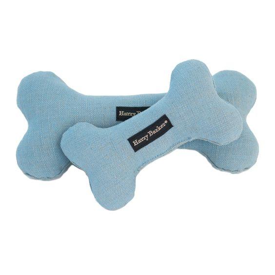 Solid Hemp Bone Dog Toy   Harry Barker