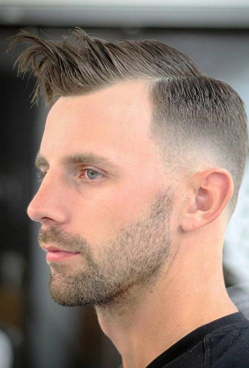 20 Widow S Peak Hairstyles For Mens 2018 With Images Widows
