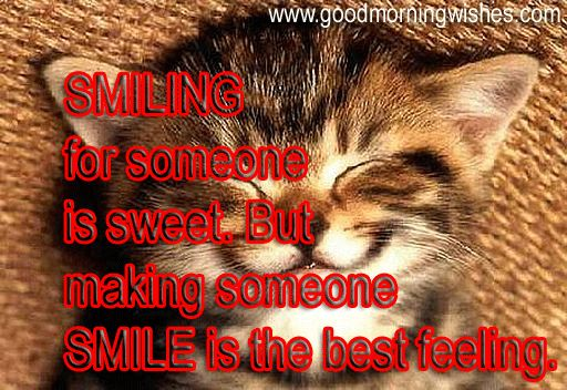 smiling quotes - images - pictures, good morning quotes with smiling images - pictures: