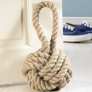 You'll find this nautical knot, inspired by early mariners, ideal for safely…