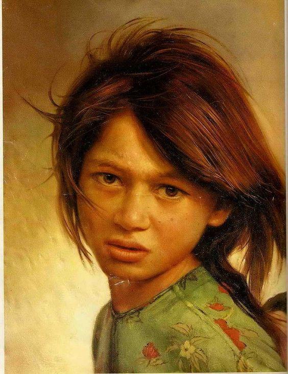 تاريخ اشهر الرســـــــــامين ولوحاتهم مهم Art Oil Painting Love Drawings