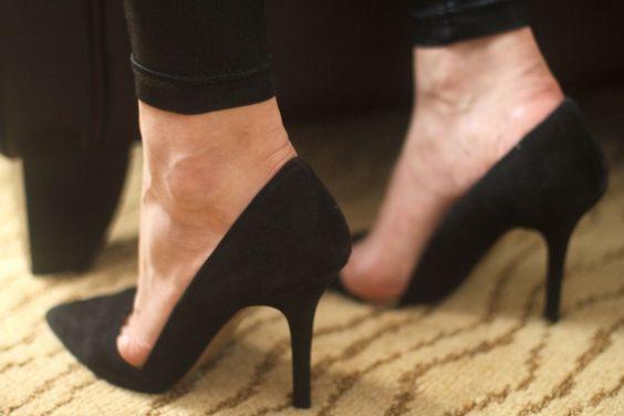 zara court heels