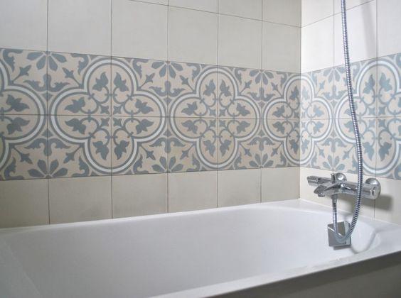 Création salle de bain