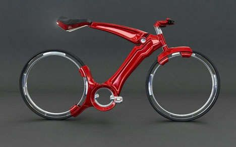 24 Imaginative DIY Bicycle Projects