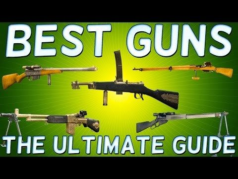Battlefield 1 Best Guns For All Classes Battlefield 1 Best