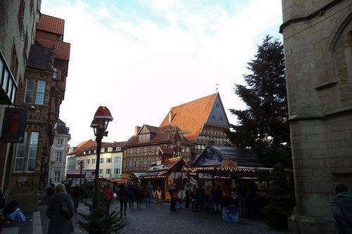 hildesheimer weihnachtsmarkt-deutschland
