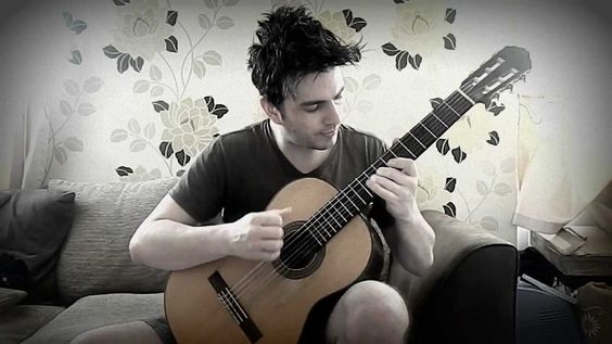 Bob Esponja (Spongebob Squarepants Closing Theme) - GuitarGamer Fabio Lima (Acoustic Guitar)