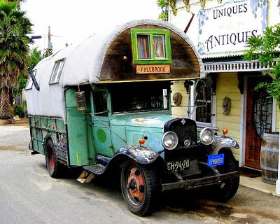 1929 Chevrolet Gypsy, front