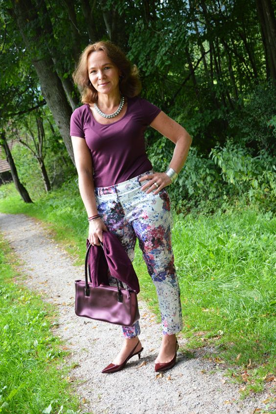 HOW TO RESTYLE FOR AUTUMN : PART 1 - FLORAL