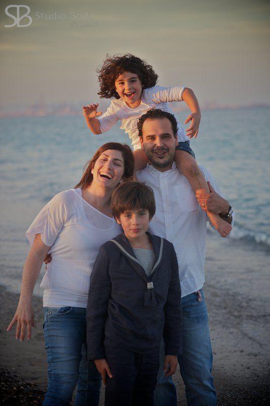 retrato de familia exteriores
