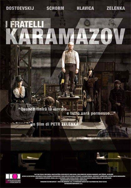 Covermania 2014 !: I Fratelli Karamazov (2008)