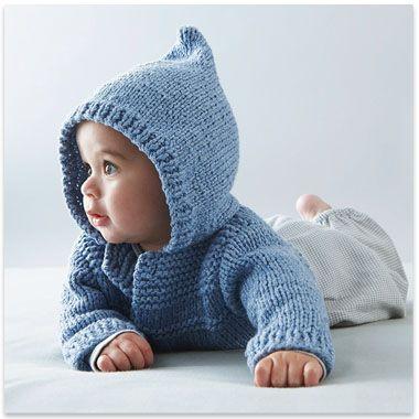Modele tricot paletot bebe gratuit