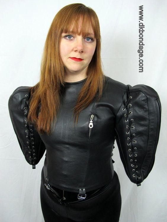 Karina in Leather by BritBastard | maker fetish | Pinterest | Art