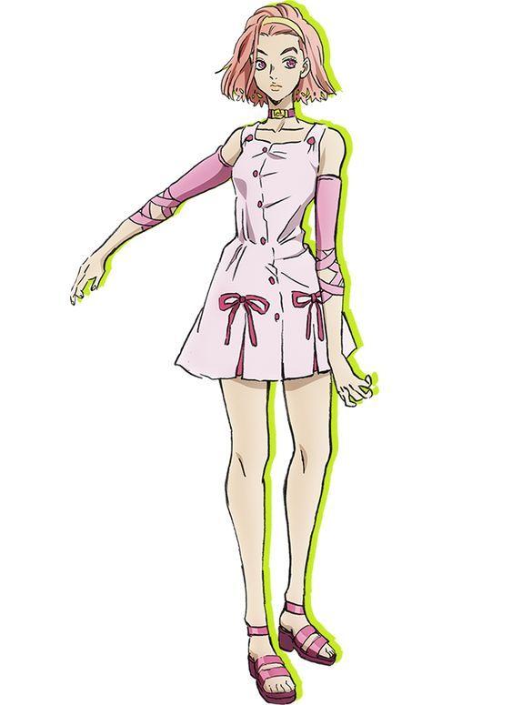 Jojo S Bizarre Adventure Sugimoto Reimi Anime Art Jojosbizarreadventure Sugimotoreimi Anime Co Jojo Bizzare Adventure Jojo Bizarre Jojo S Bizarre Adventure