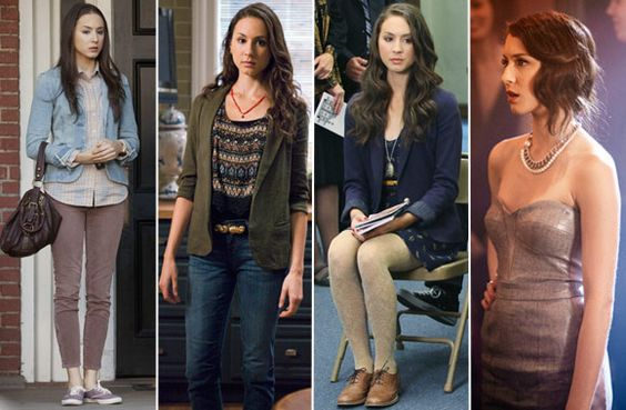O estilo de Pretty Little Liars - Moda - CAPRICHO