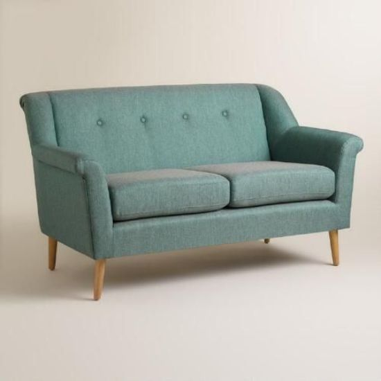 Your Living Room Furniture Pieces Particularly The Loveseat Are Exposed To Heavy Use Most Of The Days But They Reflect Y Love Seat Furniture Affordable Sofa