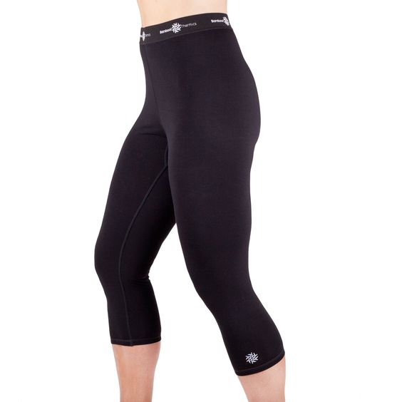 Women's BT1 Bamboo Base Layer Pants by Bambool Thermics