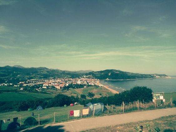 grand camping zarautz, spain | travel - i'm free setting forth in