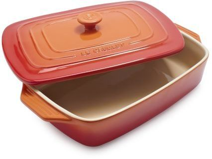 Le Creuset Flame Covered Baker on shopstyle.com