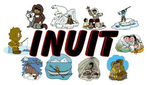 Los inuit son un pueblo que vive en y cerca del Ártico