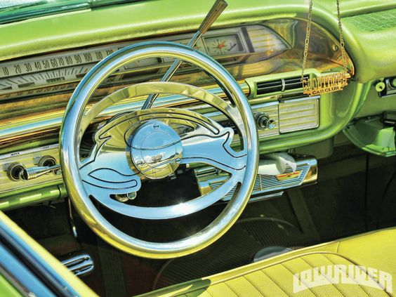Come with us as we head to Colorado Springs, Colorado to check out Good Times car club member Roy Hulbert's 1963 Chevrolet Impala Convertible. Nicknamed Vyne Tyme, Roy's Impala has a Iroc-Z powered Chevy 350 engine, Dayton wire wheels, a Pioneer Premier head unit, and more! - Lowrider Magazine