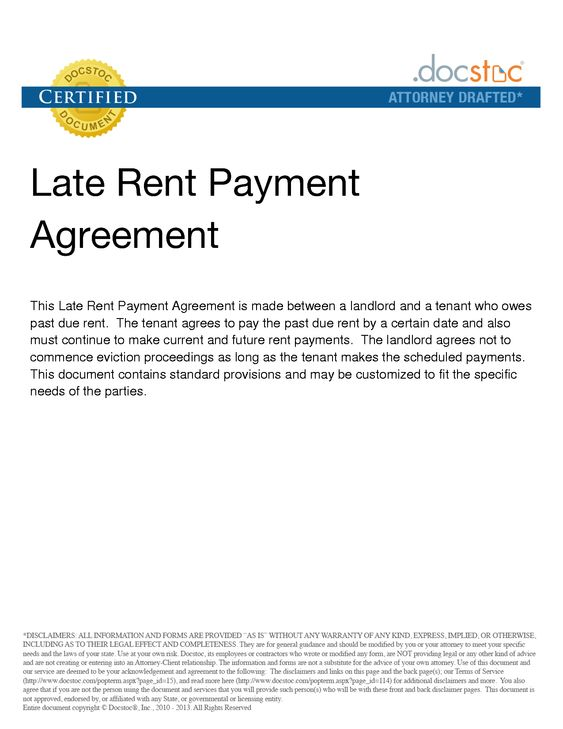 159307296png - late rent payment agreement Legal Documents - lease extension agreement