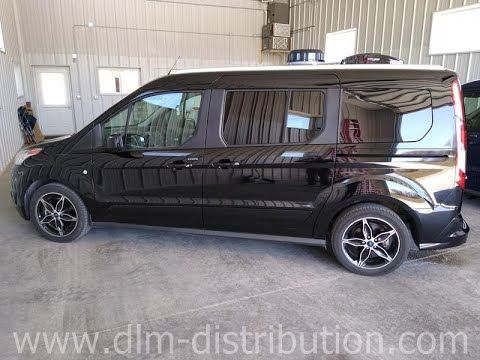 2018 Transit Connect Camper Van New Mini T Conversion By Dlm