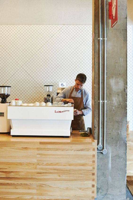 """""""Another NZ brand that just GETS IT, y'know?"""" Supreme Coffee's newest store in Auckland."""