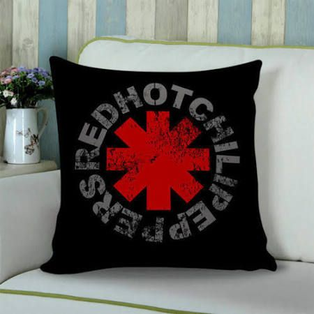 red hot chili peppers pillow - Google Search